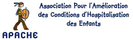 Apache - Association Pour l'Amélioration des Conditions d'Hospitalisation des Enfants