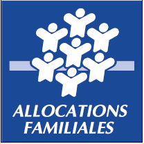 Logo Caisse Allocation Familiale