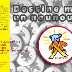 Septembre en Or : mois de sensibilisation aux cancers de l'enfant